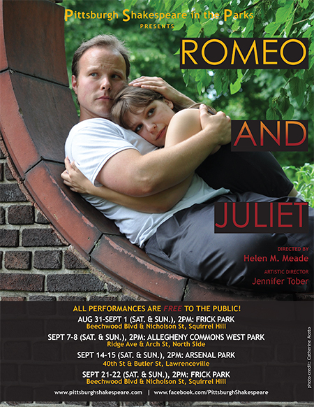PSIP Poster: Romeo and Juliet