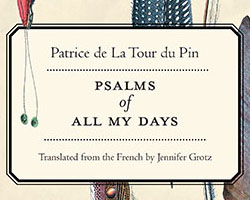 Psalms of All My Days